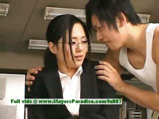 Sora Aoi innocent naughty..