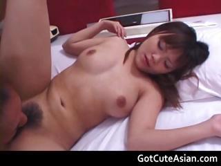Big Tit Girl Sucks Big Cock..
