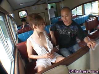 Reon Otowa Lovely Asian..