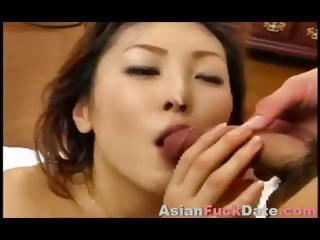 Fun Asian Girl